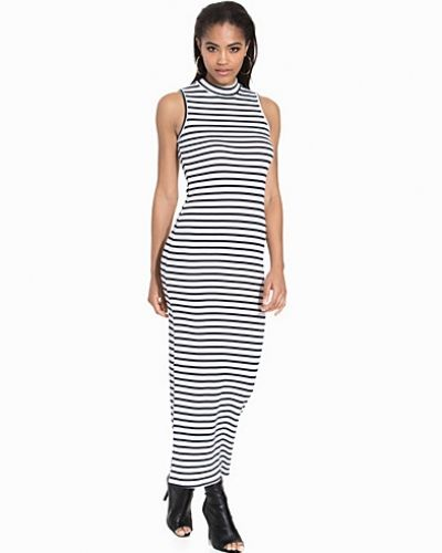 NLY Trend Ribbed Maxi Dress