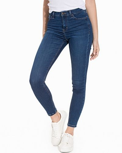 Topshop Rich Indigo Jamie Jeans