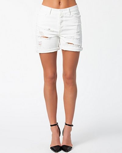 Ripped Denim Shorts Notion 1.3 shorts till dam.