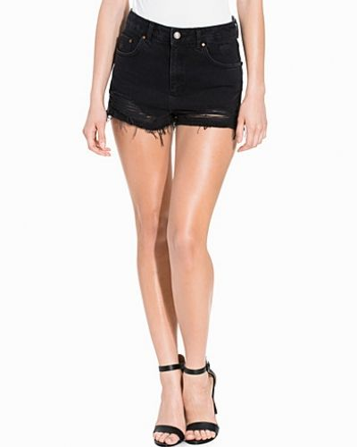 Ripped Mom Shorts Topshop jeansshorts till tjejer.