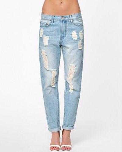 Glamorous straight leg jeans till dam.
