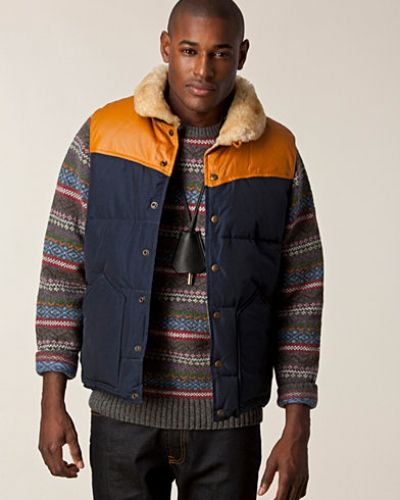 Penfield Rockwool Vest