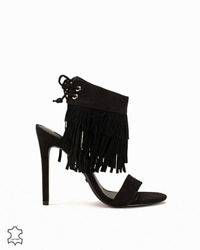 Topshop Romance Fringed Sandals