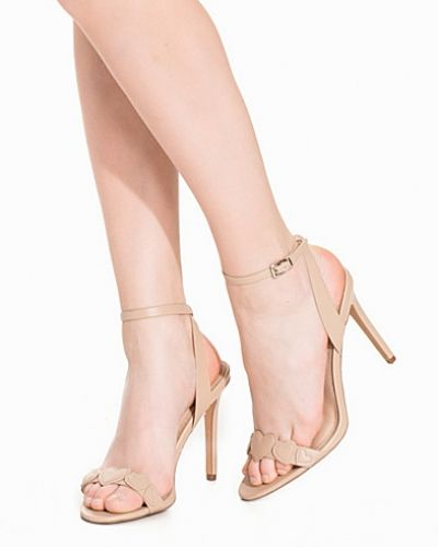 Topshop Romantic Heart Sandals