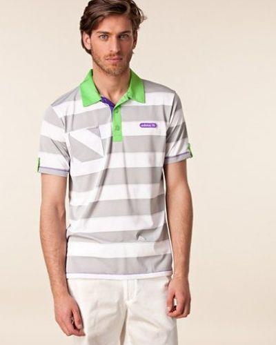 Rugby Pocket Polo från adidas Golf, Träningspikéer