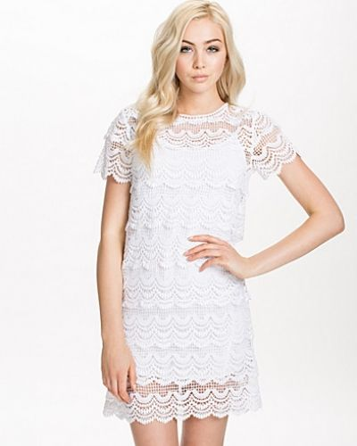 michael kors klänning vit