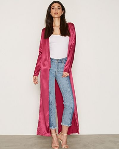 Kappa Satin Long Jacket från NLY Trend