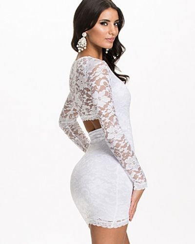NLY One Scallop Lace Dress