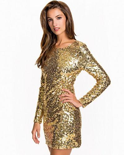 Festklänning Scoop Back Sequin Dress från NLY One