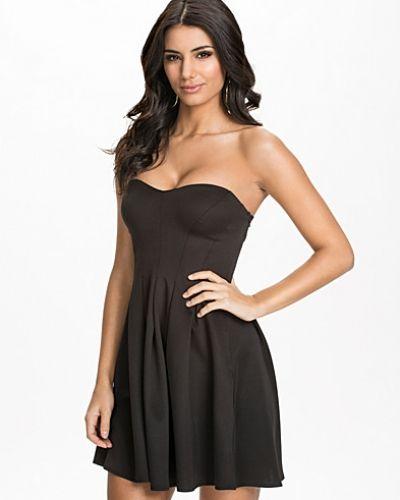 Elise Ryan Scuba Bandeau Dress