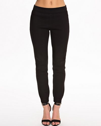 T By Alexander Wang Scuba Double Knit Tapered Sweatpants