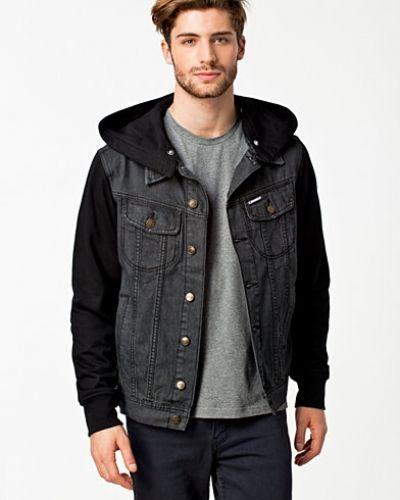 Somewear Sean Penn Black Jacket