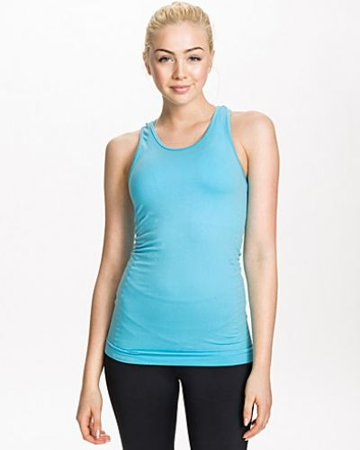 Pure Lime Seamless Tank Top