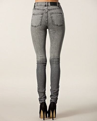 Slim fit jeans Second Skin Low Wet från Cheap Monday