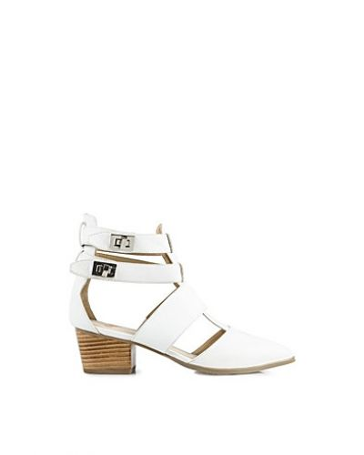 Nly Shoes Semi Open Boot