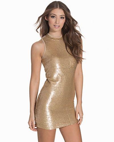 Sequin Bodycon Glamorous festklänning till dam.