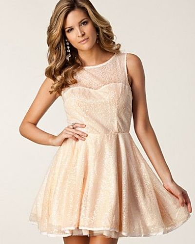 Ax Paris Sequin Kickout Dress