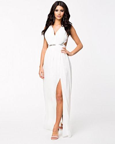 Sequin Strap Dress Nly Eve studentklänning till tjejer.