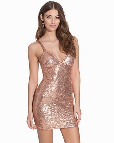 NLY One Sequins Bombshell Dress
