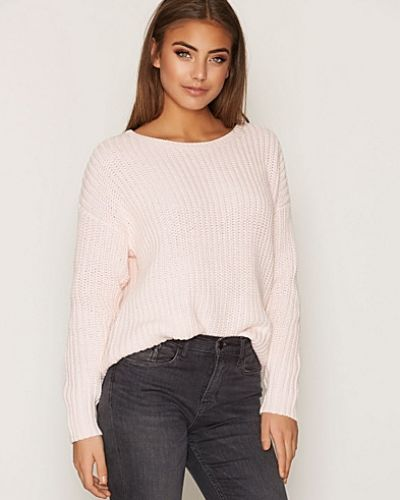 Selected Femme SFFLORA LS KNIT PULLOVER