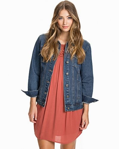 Sflisa Denim Jacket Selected Femme jeansjacka till dam.