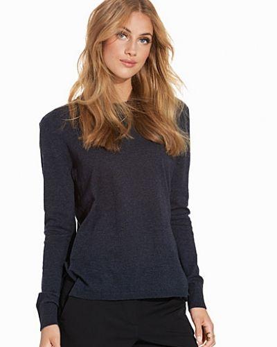 SFMAIA LS KNIT PULLOVER NOOS Selected Femme stickade tröja till dam.