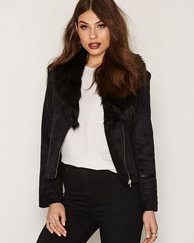 Miss Selfridge Shearling Jacket