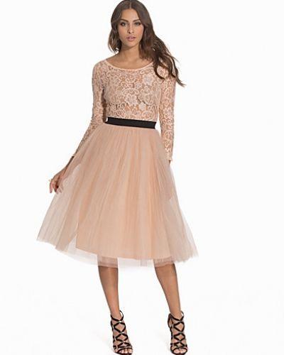 Rare London Sheer Lace Tutu Dress
