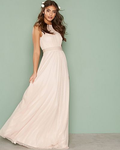Nly Eve Shimmery Goddess Gown