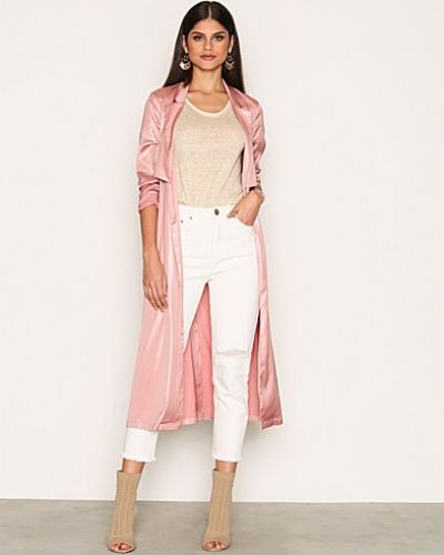 NLY Trend Shimmery Trench Coat