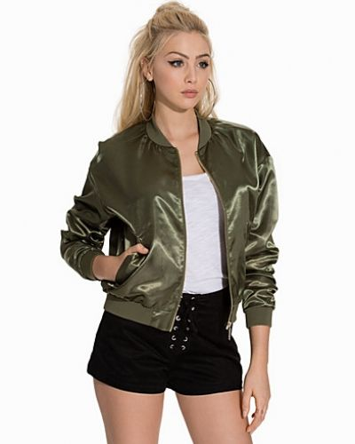 NLY Trend Shiney Bomber