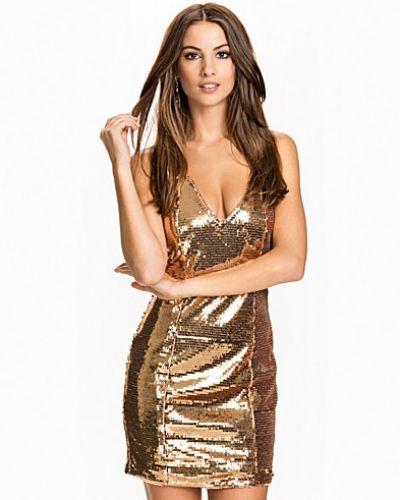 NLY One Shiny Panel V Dress