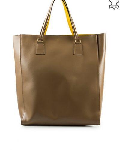 Shopper Saffiano Piccola från Jucca, Shoppingväskor