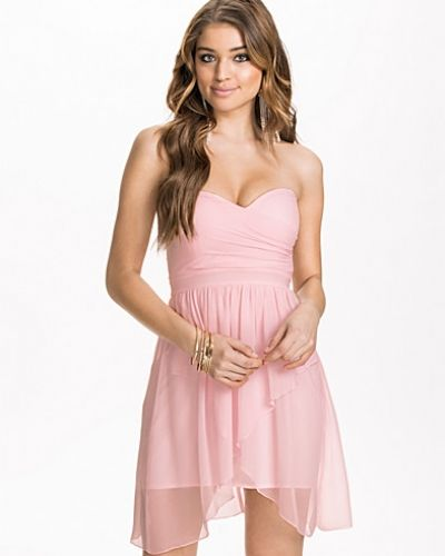 NLY One Short Bandeau Dress
