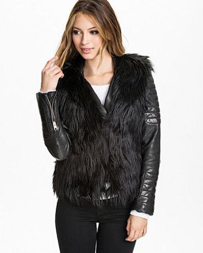 NLY Trend Short Fur Waistcoat