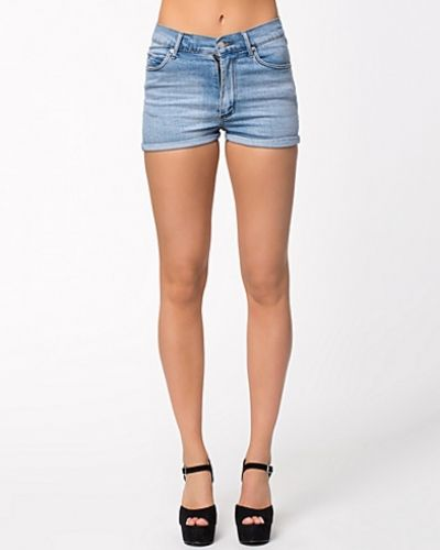 Cheap Monday Short Skin Stonewash Blue