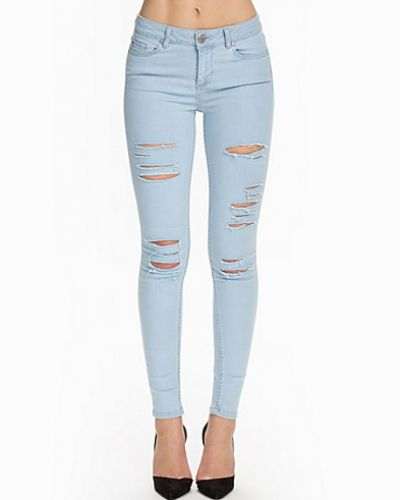 Miss Selfridge Shredded Jeans