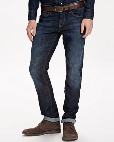 Hilfiger Denim straight leg jeans till herr.