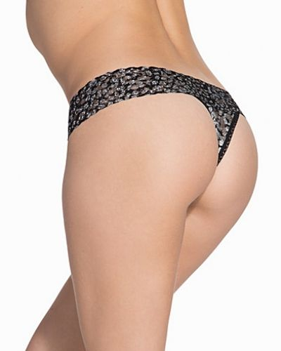 Hanky Panky Silver Cat Low Rise Thong