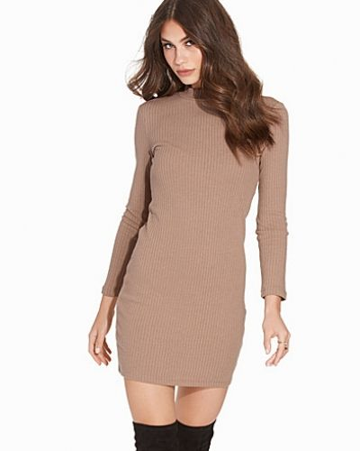 NLY Trend Simple Ribbed Dress