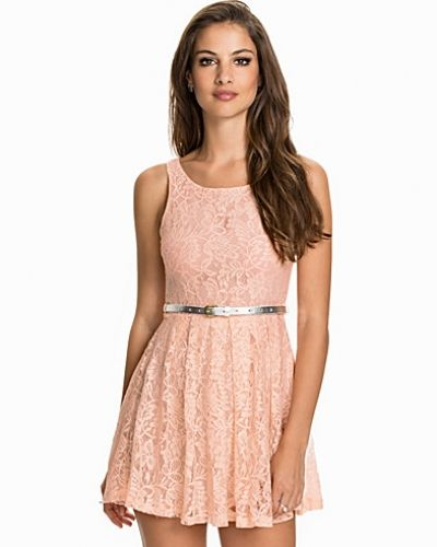 Glamorous Skater Lace Dress
