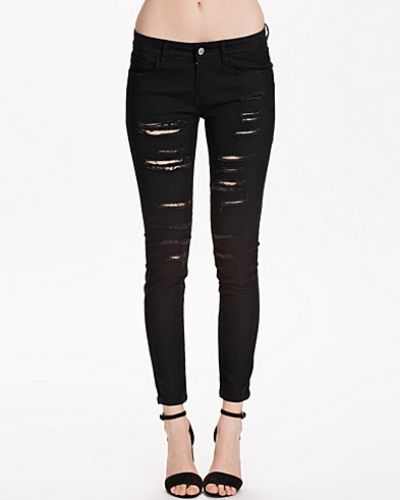 NLY Trend Skinny Destroy Jeans