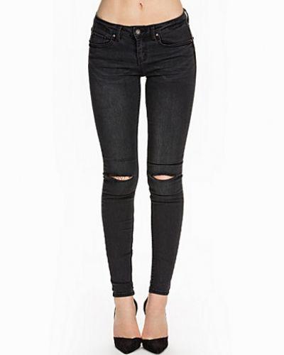 New Look Skinny Knee Rip Darth