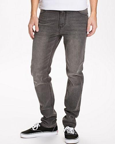 Skinny Used Grey Sweet slim fit jeans till herr.