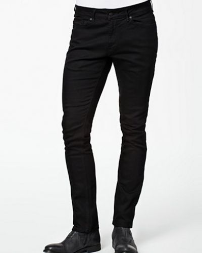 svarta jeans herr