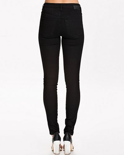 Slim fit jeans Skinzee High 0813E från Diesel