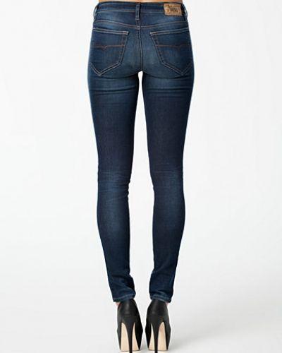 Slim fit jeans Skinzee Trousers 0822X från Diesel