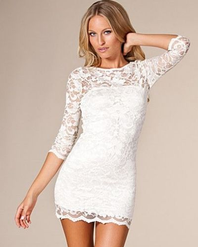 John Zack - Slash Neck Lace Dress. Studentklänning Slash Neck Lace Dress  från ... df14278599041