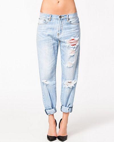 Glamorous boyfriend jeans till tjej.