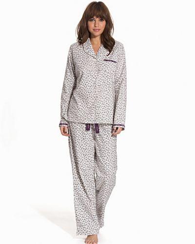 Calvin Klein Underwear Sleep Flannel L/S PJ Top